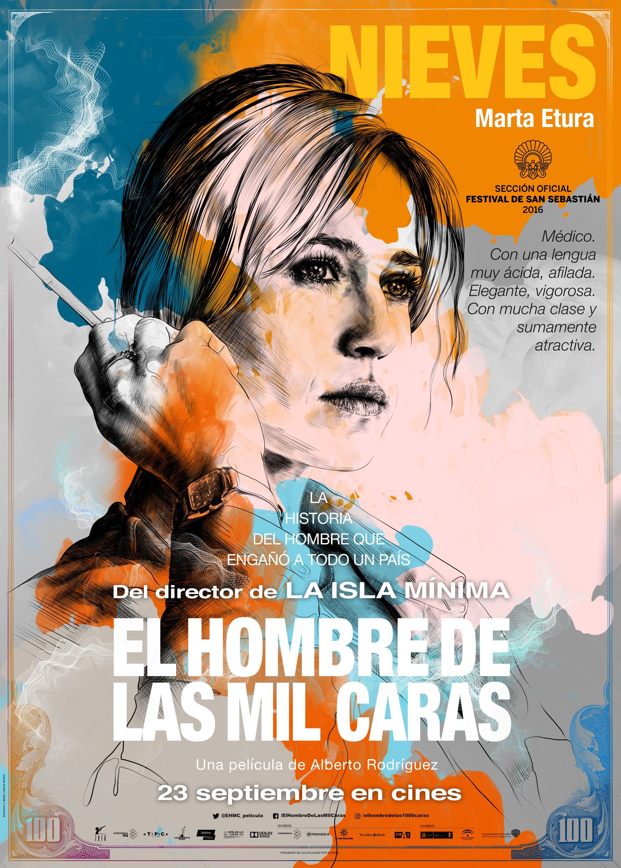 Marta Etura in El hombre de las mil caras (2016)