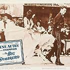 Jose Alvarado, Joe Dominguez, Neyle Morrow, Artie Ortego, Elena Verdugo, and Rian Valente in The Big Sombrero (1949)