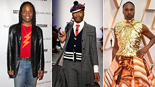 The Fashion Evolution of Billy Porter gallery