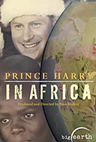 Primary photo for Prince Harry in Africa