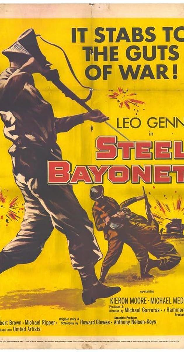 The Steel Bayonet 1957 Imdb