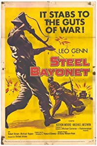 Must watch list movies The Steel Bayonet  [BRRip] [480x272] [720px] UK by Howard Clewes