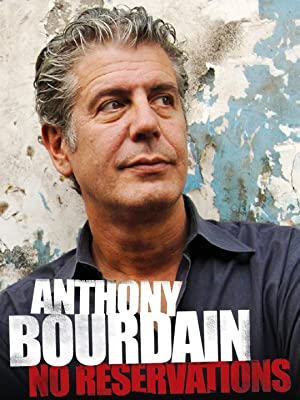 Where to stream Anthony Bourdain: No Reservations