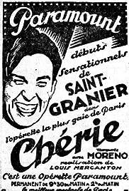 Chérie Poster