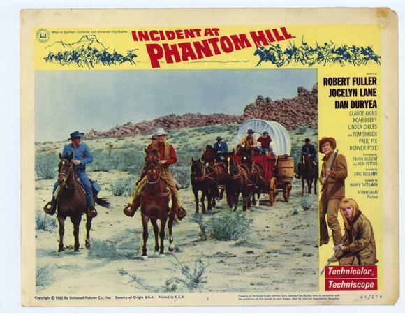 Incident at Phantom Hill (1966) Online Subtitrat in Romana