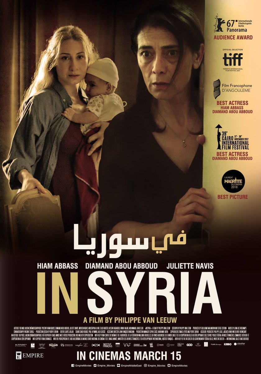 In Syria (2017) BluRay 720p