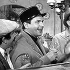 Fernandel and Michel Galabru in La cuisine au beurre (1963)