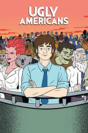 Where to stream Ugly Americans