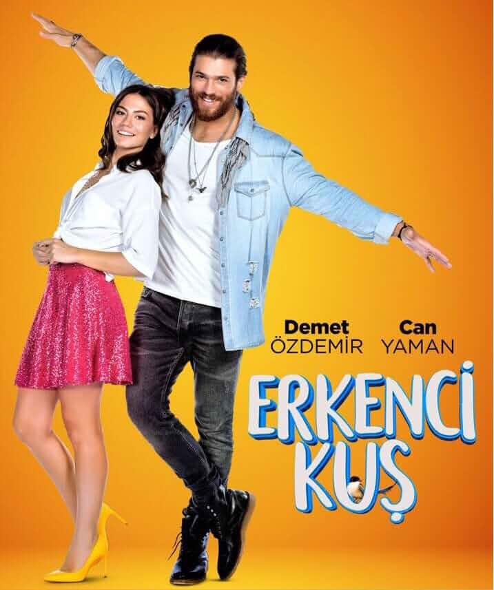 Day Dreamer (Erkenci Kus) Season 1 Hindi Dubbed