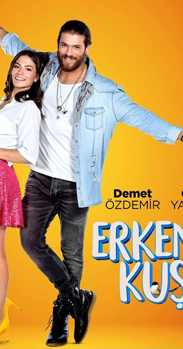 Erkenci Kus (TV Series 2018– ) - Erkenci Kus (TV Series 2018