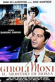 Girolimoni, il mostro di Roma (1972) Poster - Movie Forum, Cast, Reviews