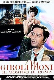 Girolimoni, the Monster of Rome Poster