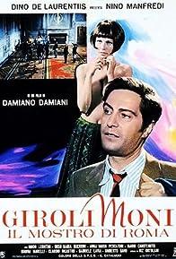 Primary photo for Girolimoni, the Monster of Rome