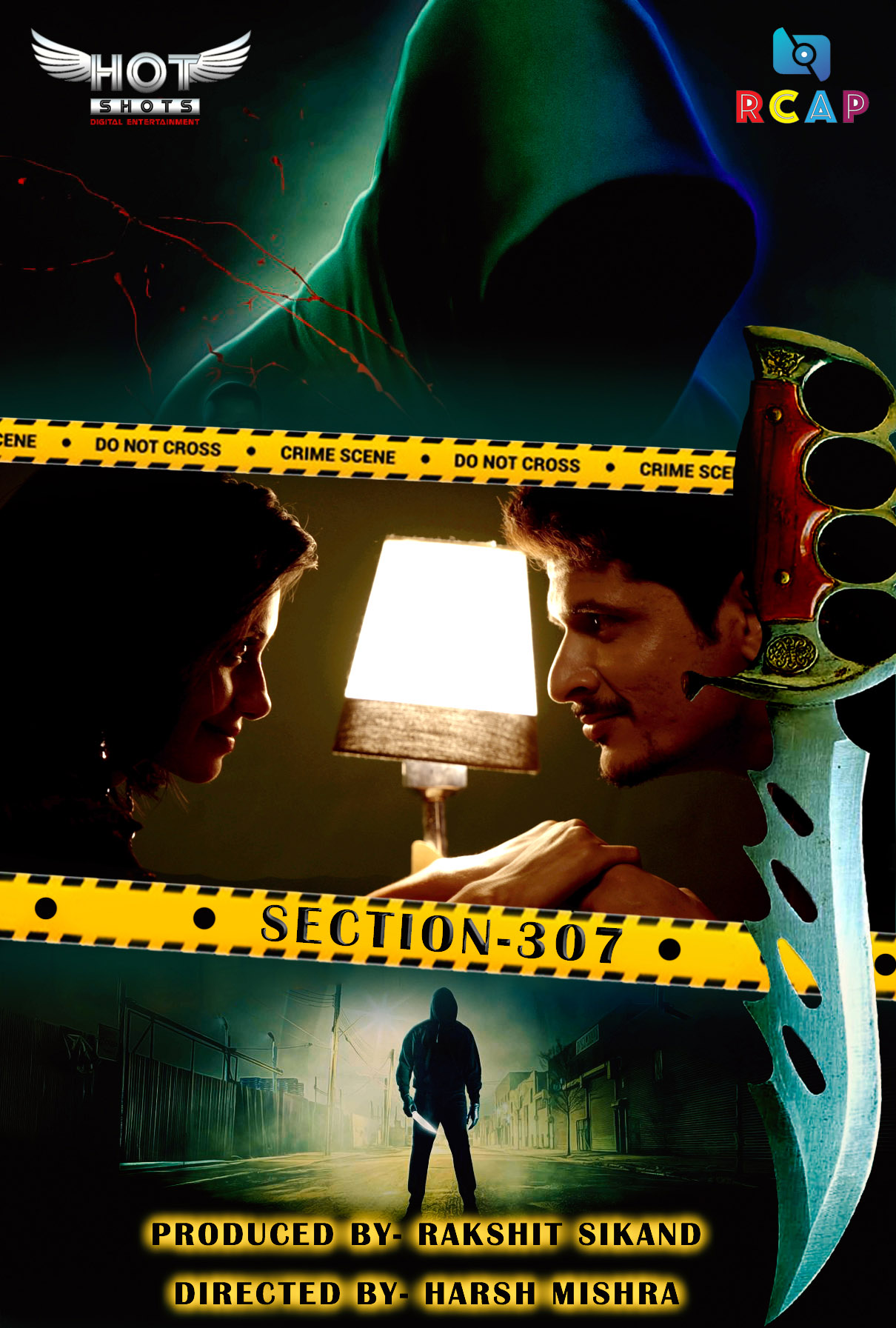 18+ Section 307 (2021) Hindi HotShots Digital Short Film 720p HDRip 200MB Download