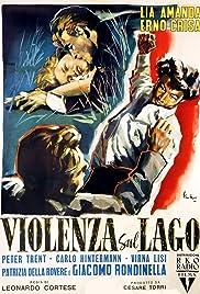 Violenza sul lago Poster