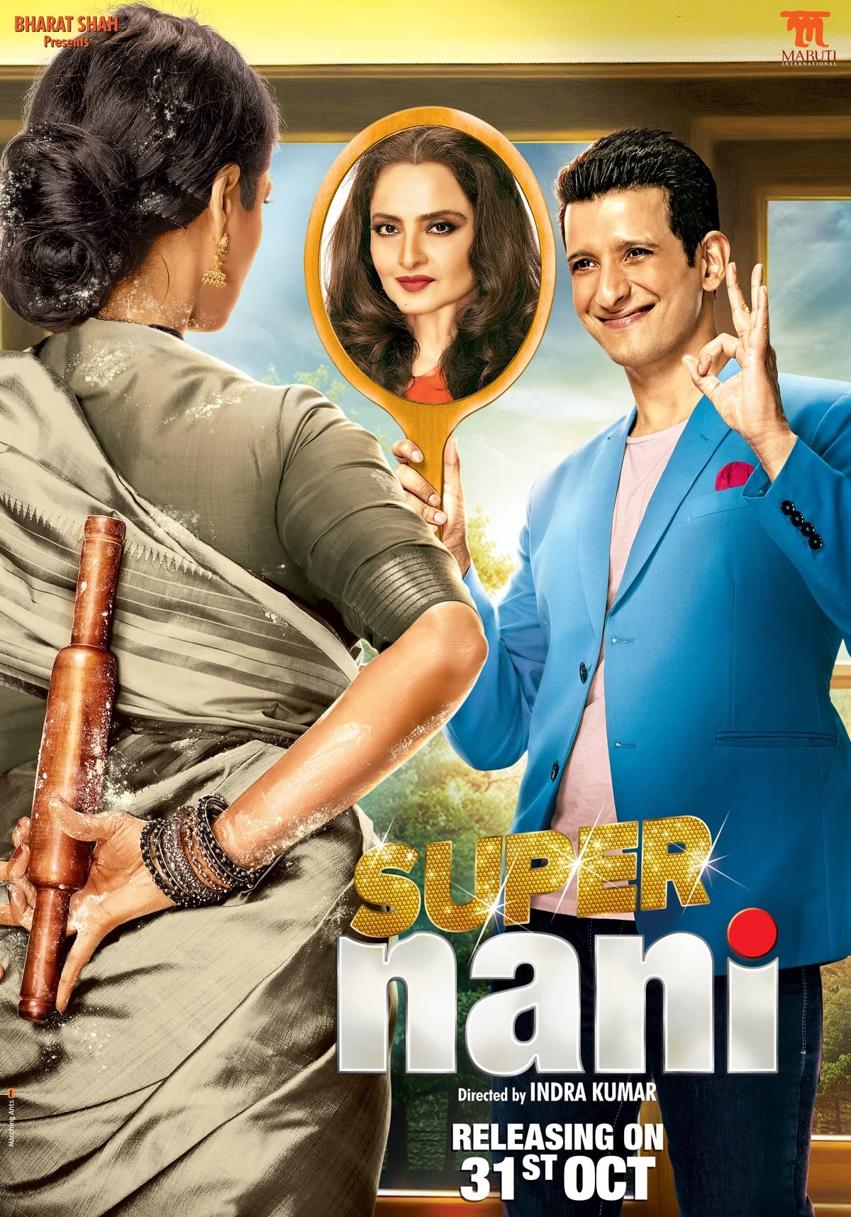 Super Nani (2014) Hindi AZMN WEB-DL x264 AAC