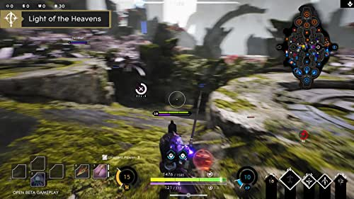 Paragon: Kwang Overview