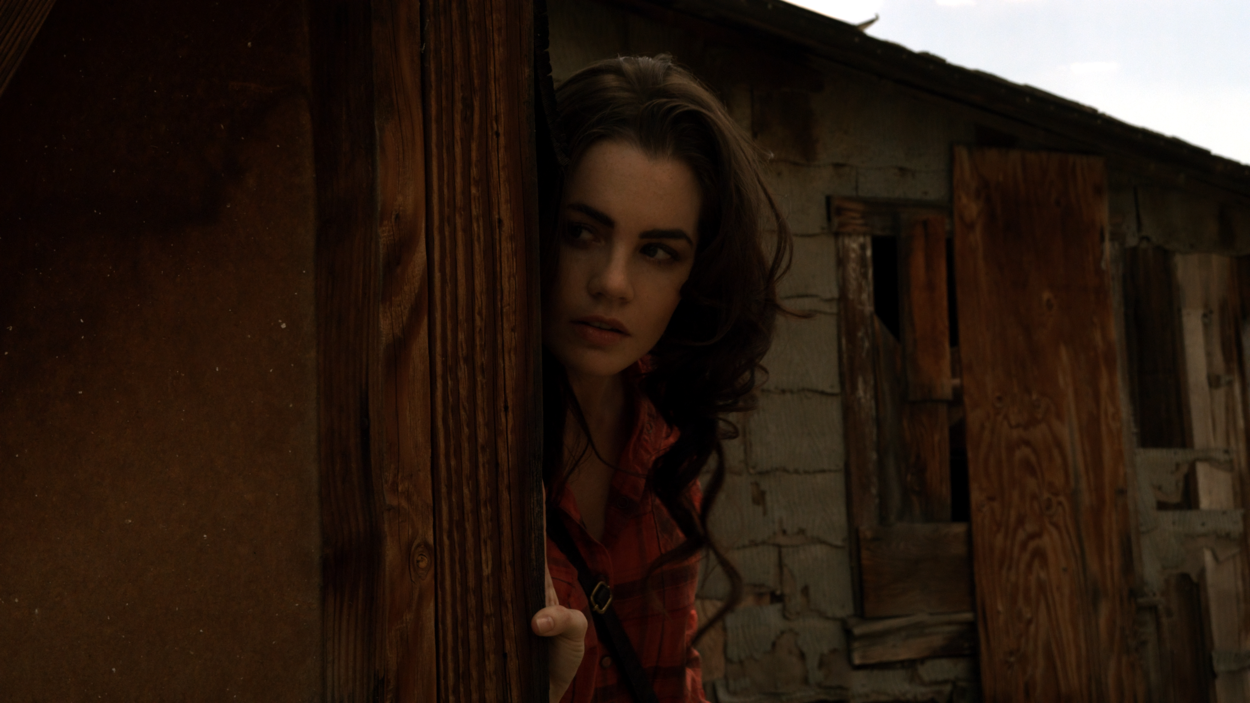 Jillian Murray in Visible Scars (2012)