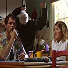 Mark Heap, Simon Pegg, and Jessica Hynes in Spaced (1999)