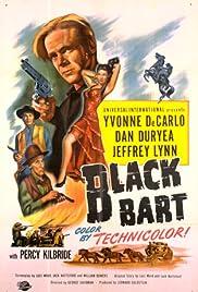 Black Bart(1948) Poster - Movie Forum, Cast, Reviews