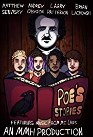 Poe's Stories Poster