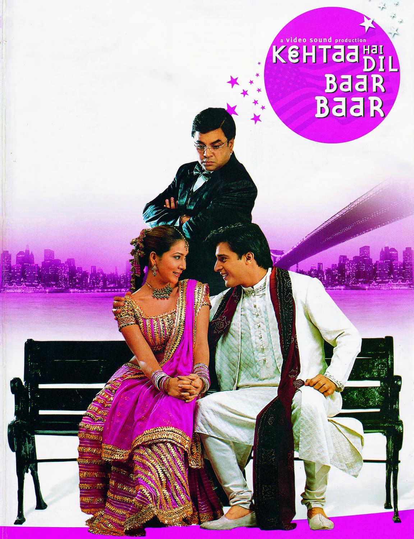 Kehtaa Hai Dil Baar Baar (2002) - IMDb