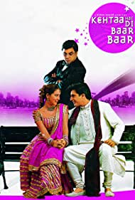 Kehtaa Hai Dil Baar Baar (2002) Poster - Movie Forum, Cast, Reviews