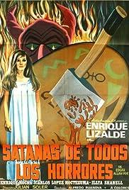 Satanás de todos los horrores Poster