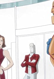 Chapter Ten: The Spy Within the Doom Patrol Poster