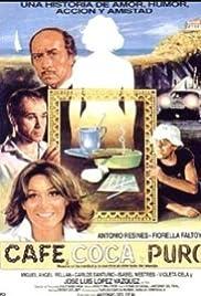 ##SITE## DOWNLOAD Café, coca y puro (1985) ONLINE PUTLOCKER FREE