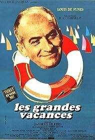 Les grandes vacances (1967) Poster - Movie Forum, Cast, Reviews