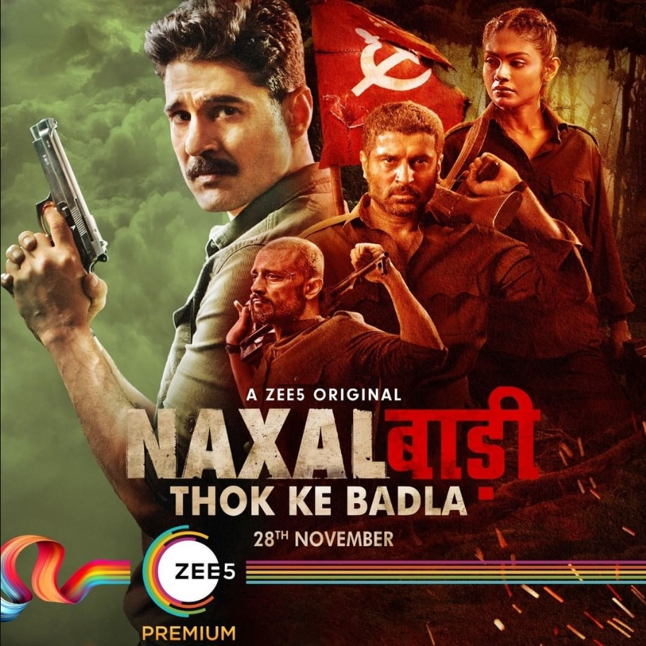 Naxalbari 2020 S01 Hindi Zee5 Original Complete Web Series 700MB HDRip Download