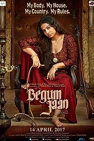 Vidya Balan in Begum Jaan (2017)