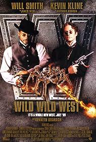Kevin Kline and Will Smith in Wild Wild West (1999)