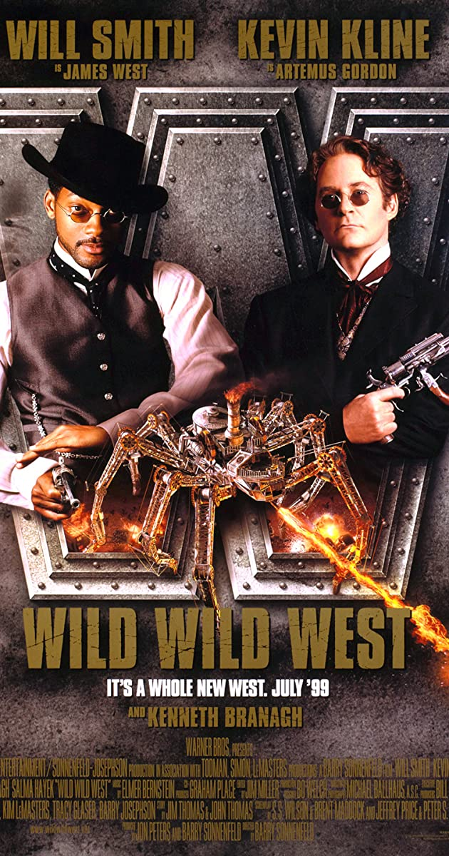 Play or Watch Movies for free Wild Wild West (1999)