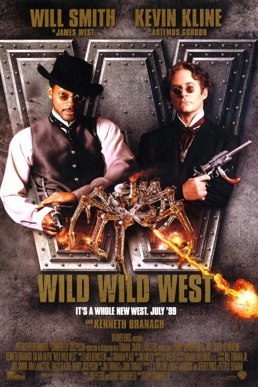 Wild Wild West (1999) English Full Movie 720p, 1080p Download