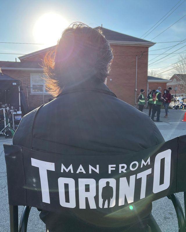 Assistir grátis O Homem de Toronto Online sem proteção