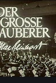 Primary photo for Der große Zauberer - Max Reinhardt