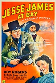 Jesse James at Bay Poster