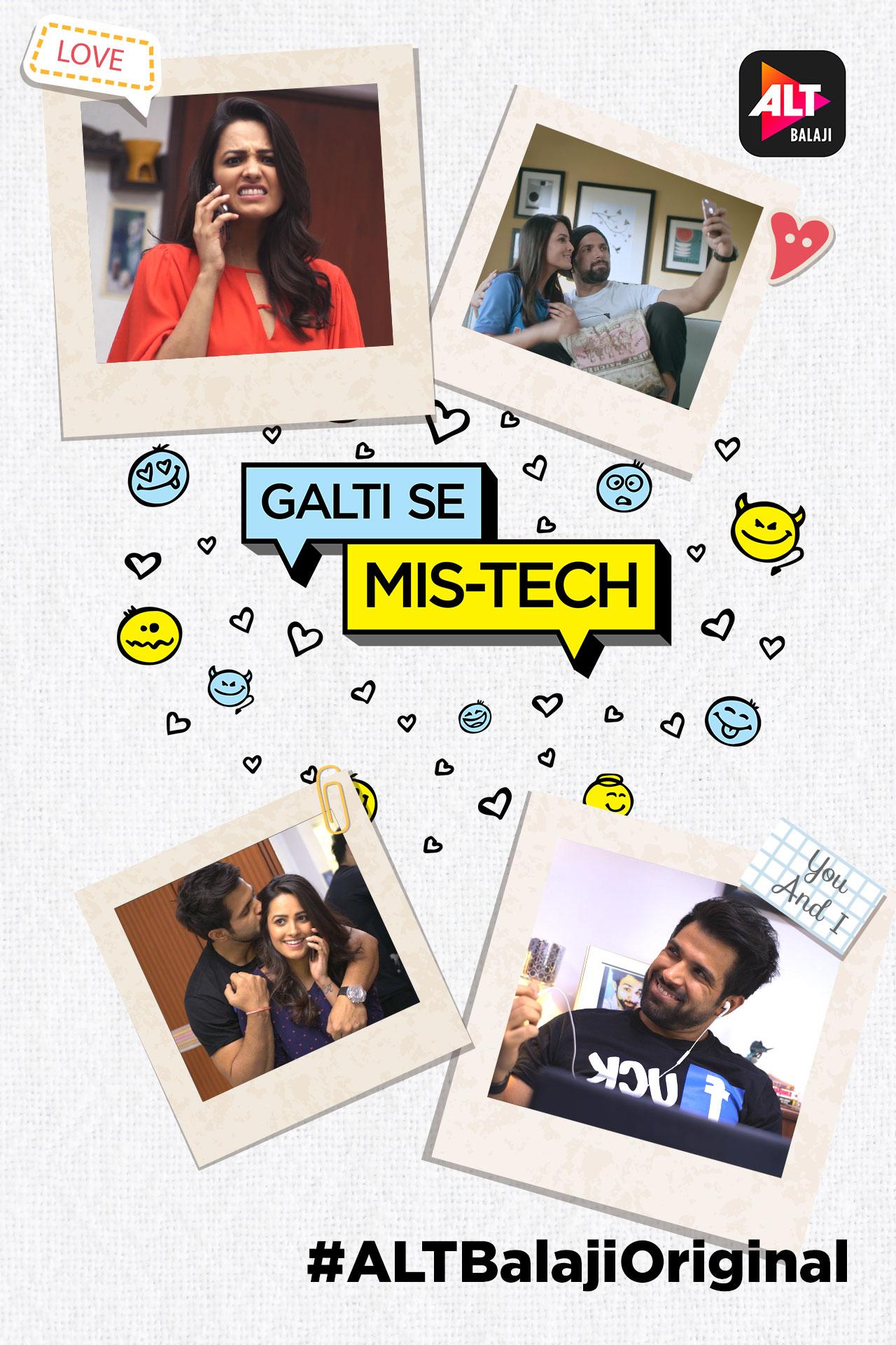 Galti Se Mis-Tech (TV Mini-Series 2018– ) - IMDb