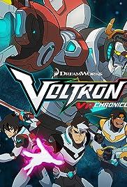 DreamWorks Voltron VR Chronicles Poster