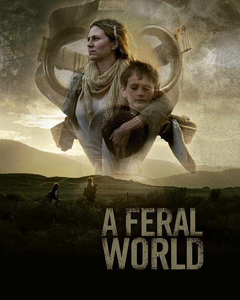 A Feral World 2020 English 720p HDRip 797MB Download