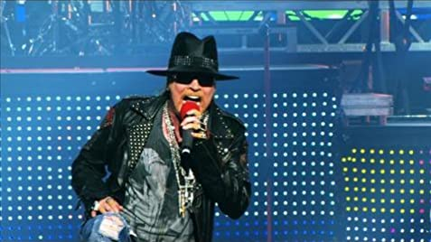 Guns N' Roses Appetite for Democracy 3D Live at Hard Rock