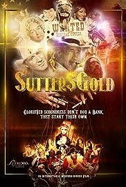 Sutter's Gold Poster