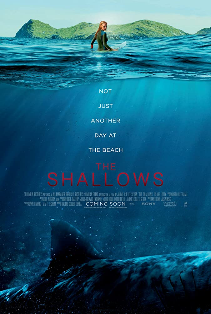 The Shallows Hindi Dubbed