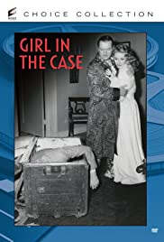Girl in the Case Poster
