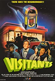 The Visitants (1986) starring Marcus Vaughter on DVD on DVD