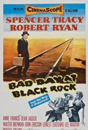 Bad Day at Black Rock (1955) Poster - Movie Forum, Cast, Reviews