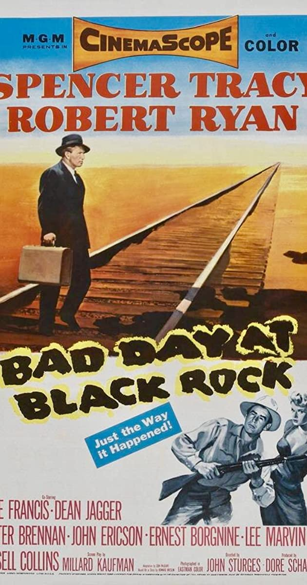 Subtitle of Bad Day at Black Rock