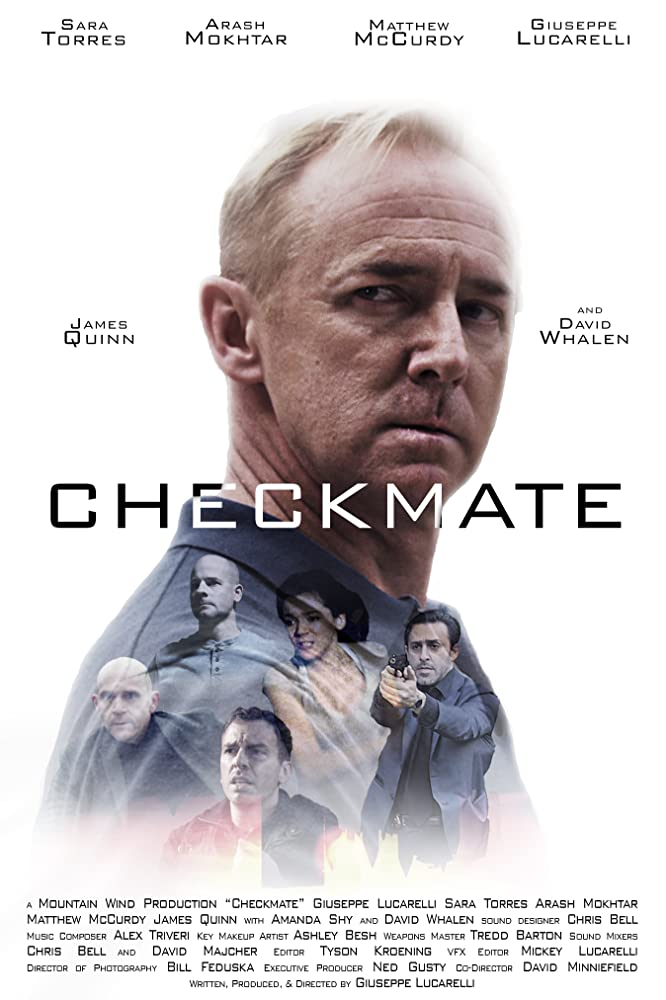 Checkmate 2020 English 720p HDRip 800MB Download